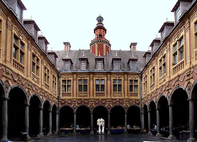 Аренда апартаментов в Лилле, Франция