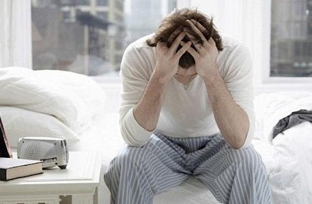 Асимптоматический хронический простатит