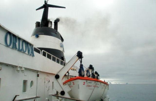 Береговую охрану Шотландии напугал призрачный корабль с крысами-каннибалами