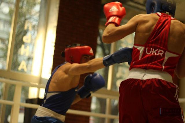 Бокс на олимпийских играх