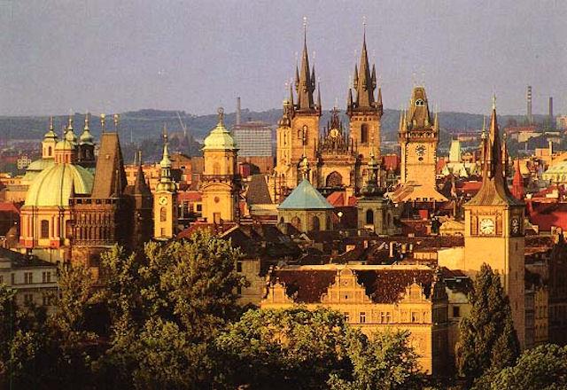 Что ждет путешественников в Чехии?