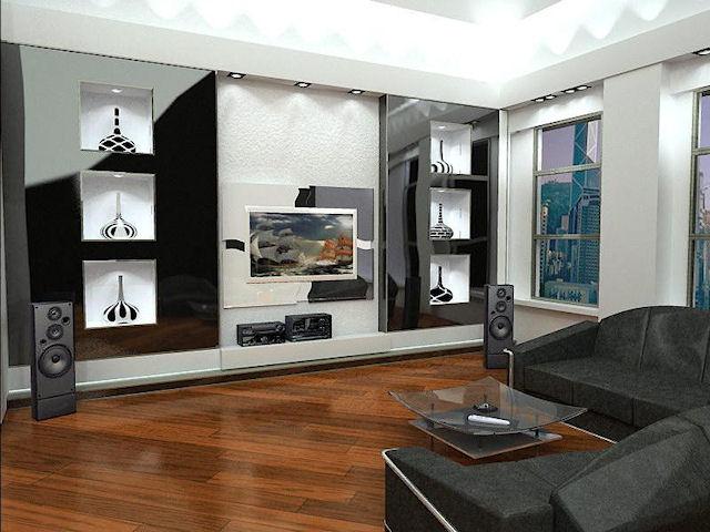Дизайн квартиры зала