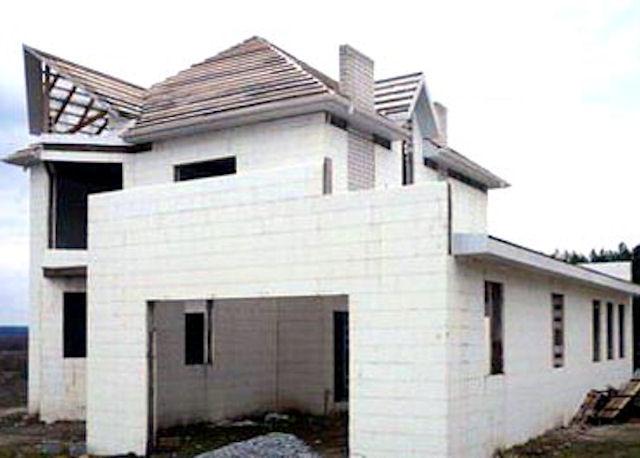 Дом из термоблока
