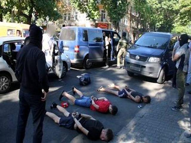 Двое ополченцев-беглецов задержаны в Одессе