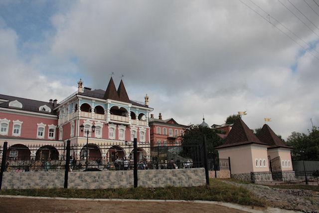 В России есть дворец, предназначенный для грызунов