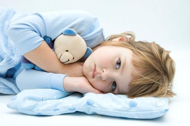 Если ребенок не хочет идти в кровать