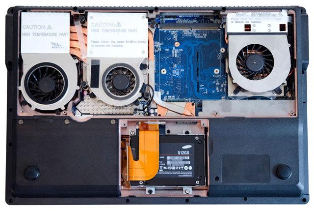 Eurocom представил ноутбук с 12-ядерным процессором