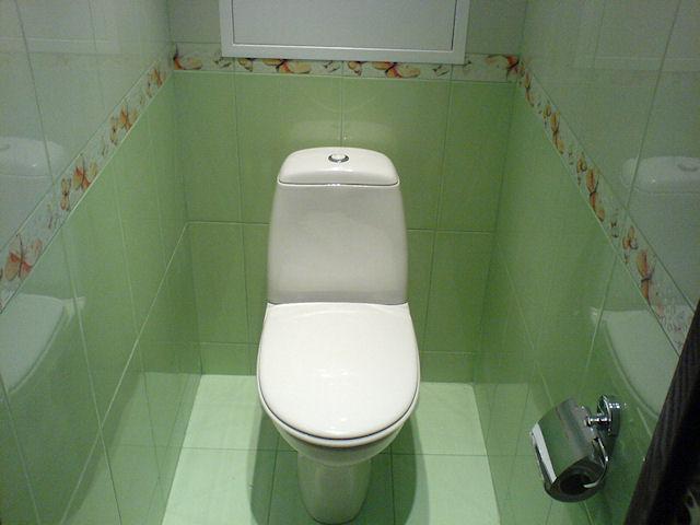Евроремонт ванной и туалета