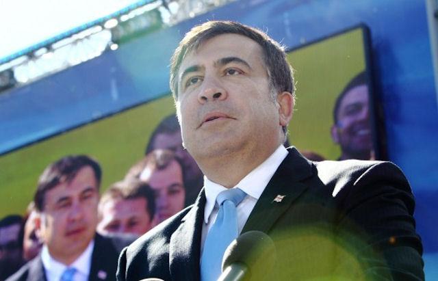 Грузия повторно потребовала от Украины экстрадиции Саакашвили