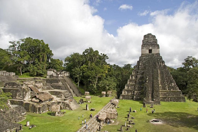 Гватемала. Турфирма – главная опасность для туриста.