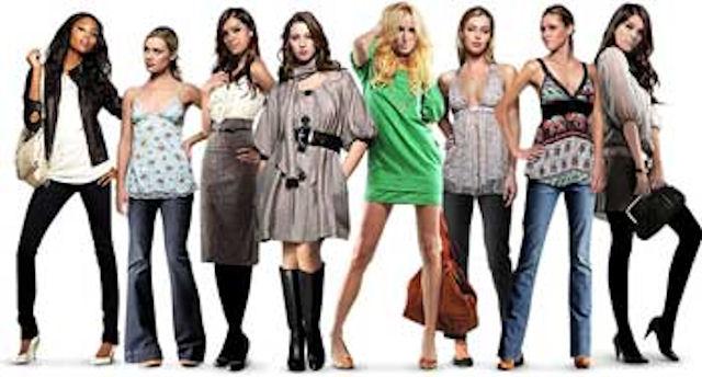 Игра с цветом – принципы подбора одежды
