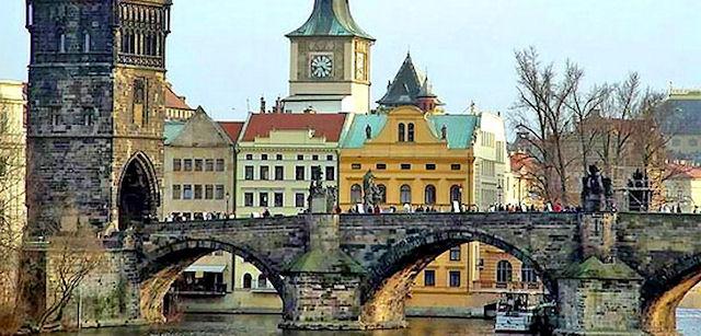 Как недорого отдохнуть в Чехии
