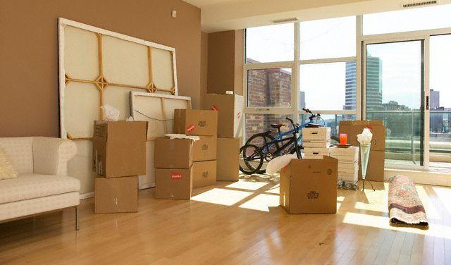 Как сделать домашний переезд не стихийным бедствием, а простым рядовым событием