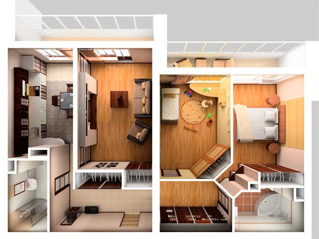 Как сделать перепланировку квартиры?