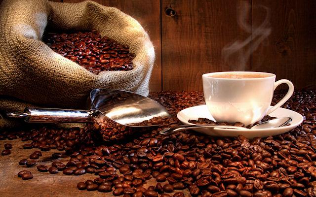 Кофе в России – ароматная история