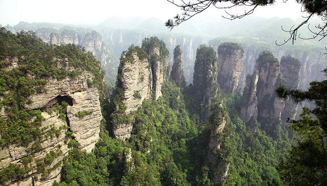 Красивейшие горы Аватара