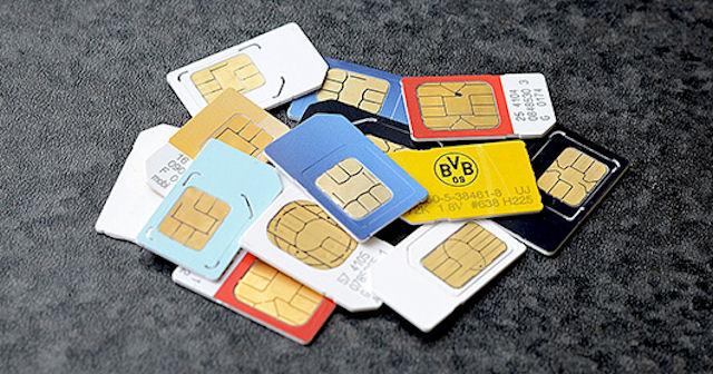 Крымчанам за неделю продано более 100 тысяч Сим-карт