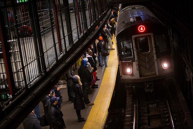 Крысы ездят «зайцами» в нью-йоркском метро