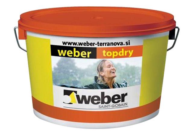Материалы Weber превратят строительный процесс в удовольствие