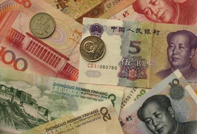 Мыши полакомились деньгами китайца