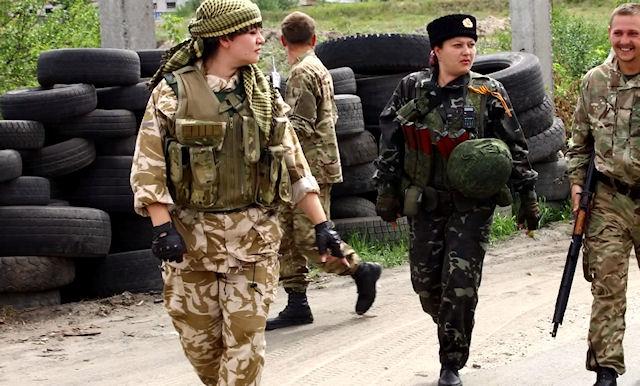 Патриотические новости: в Северодонецке орудуют женщины-сепаратистки