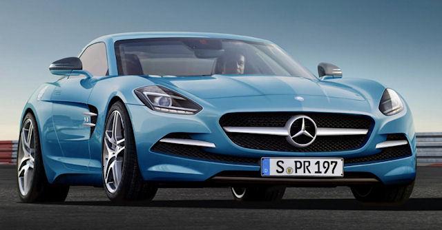 Новый флагман от компании Mercedes Benz