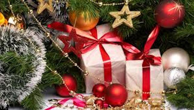 О покупке новогодних подарков
