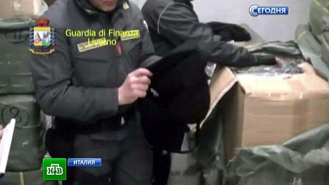 В Италии шили верхнюю одежду из меха крыс