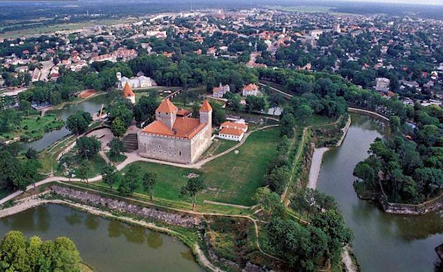 Экскурсионный отдых в Эстонии