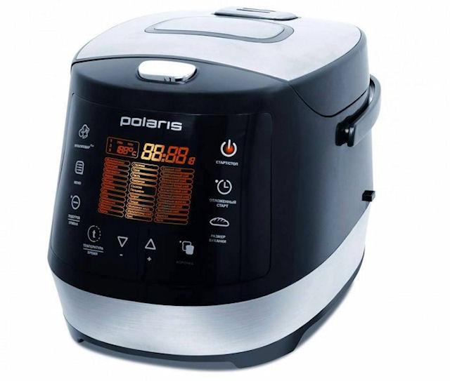 Мультиварка-хлебопечка PBMM 1601D – маленькое чудо на вашей кухне