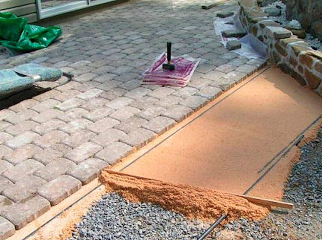 Подготовка основания для плитки