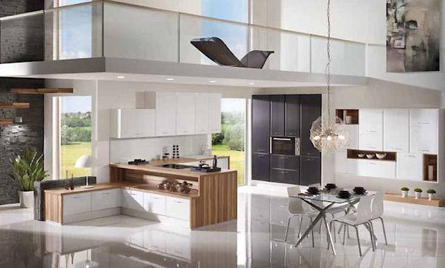 Стиль кухни и бытовая техника