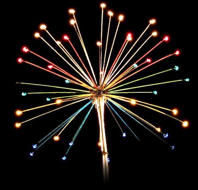 Купить светодиодный фейерверк в Интернет-магазине