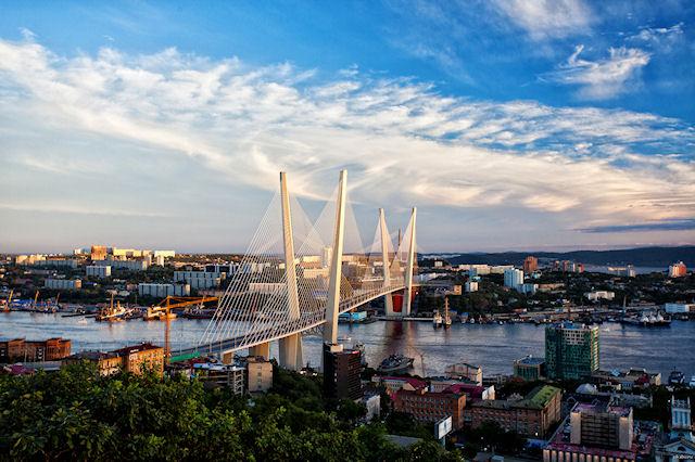 Туристический Владивосток