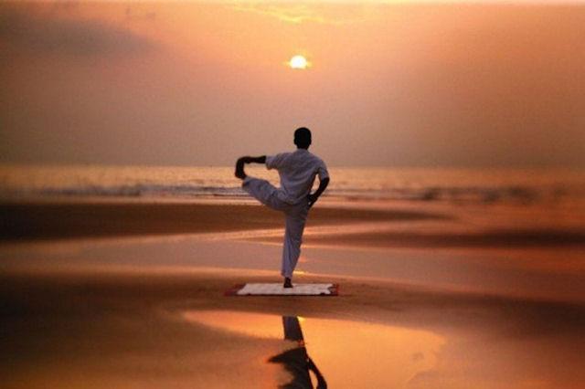 Упражнения по системе Йога