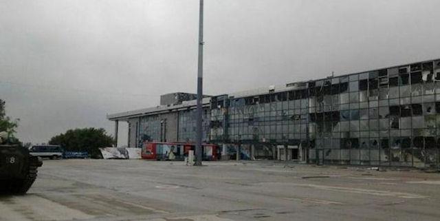 В районе донецкого аэропорта силы АТО ликвидировали 7 боевиков