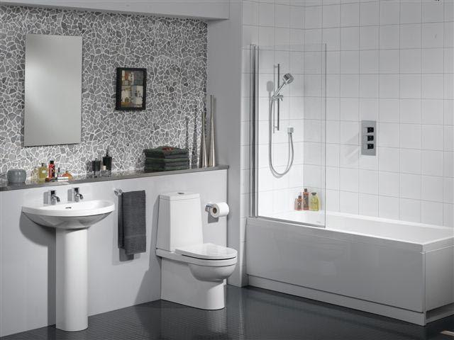 Ванная комната. Выбираем материал для оформления.