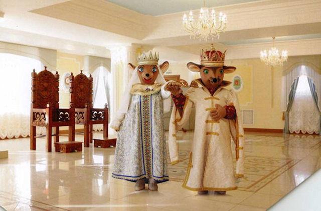 Ярославскую область украшает Дворец Мыши