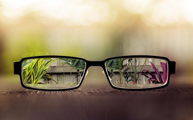 Зарядка для глаз при близорукости