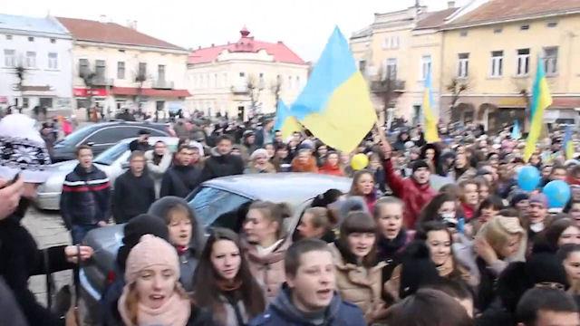 Зомбирование Украины