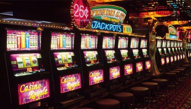Игровые автоматы онлайн для рисковых геймеров
