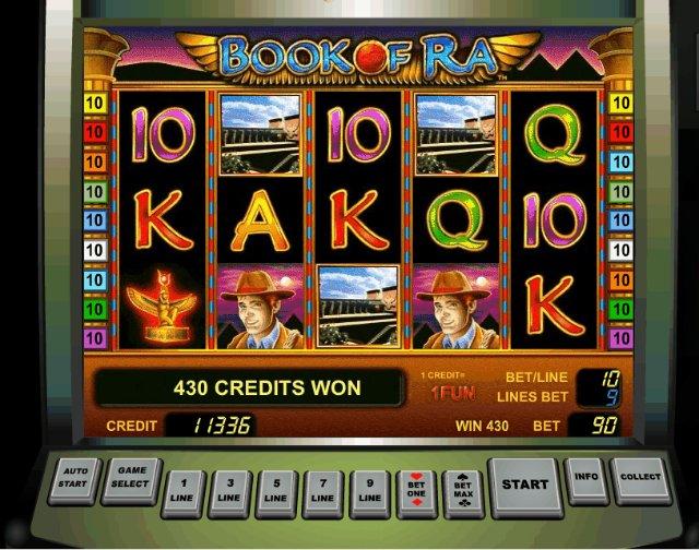 Игровой зал невероятных азартных приключений