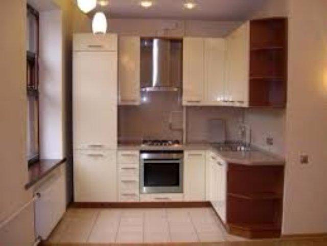 Особенности ремонта маленькой кухни