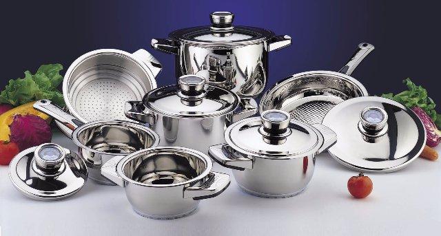 Такая разная посуда