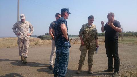Савченко раскритиковала генералов за селфи на Си-Бриз-2016