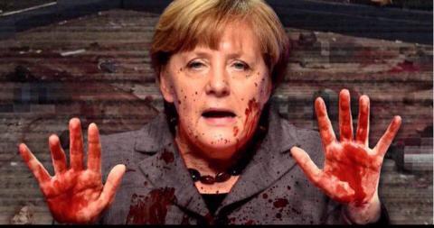 Ангела Меркель подверглась резкой критике европейских правых популистов