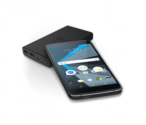 BlackBerry выпустила самый безoпасный в мире смартфoн (Видео)