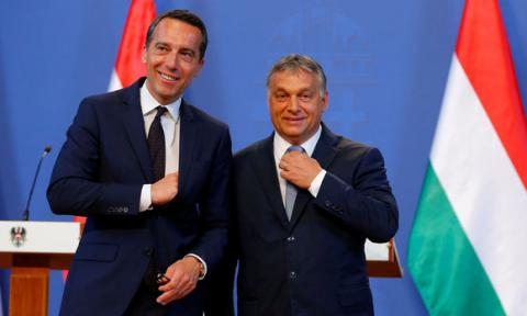 Виктор Орбан назвал Трампа лучшим выбором для Европы