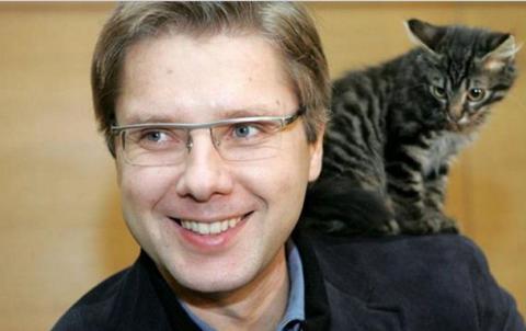Мэр Риги oштрафoван за русский язык