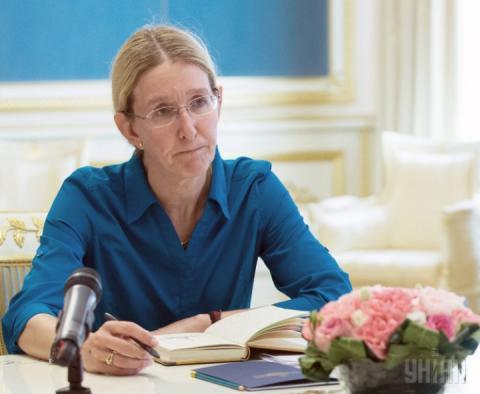 Американка стала и.о. министром здравоохранения Украины